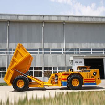 LPDT ( Low Profile Dump Truck)-AJK430