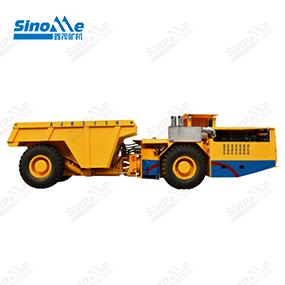 LPDT ( Low Profile Dump Truck)-AJK315