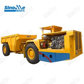 LPDT ( Low Profile Dump Truck)-AJK312